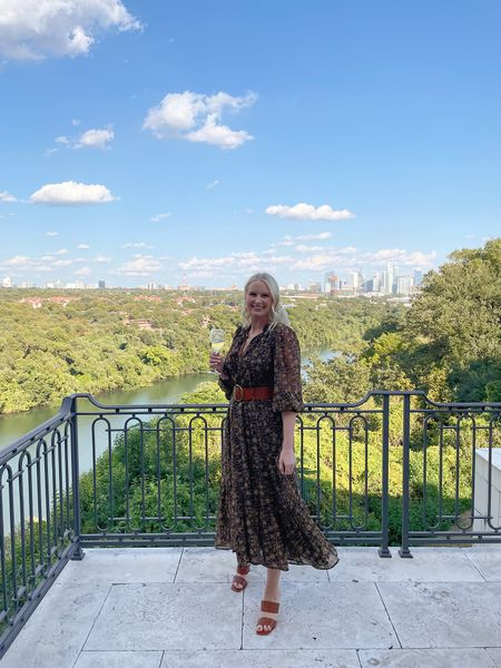 Having the best time in Austin this weekend! This dress is old, but I rounded up 16 of the best budget-friendly fall dresses on the @shop.ltk app 🍁🍂 download the app and follow me (@merrittbeck) to shop!   #LTKunder100 #LTKstyletip