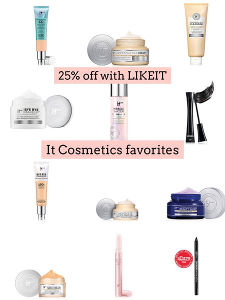 It cosmetics sale  Follow my shop on the @shop.LTK app to shop this post and get my exclusive app-only content!  #liketkit #LTKSale #LTKunder50 #LTKsalealert @shop.ltk http://liketk.it/3o7nC