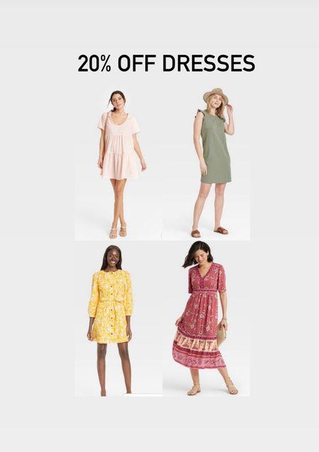 Target sale, Target style, Target dresses   #LTKsalealert #LTKworkwear #LTKunder50