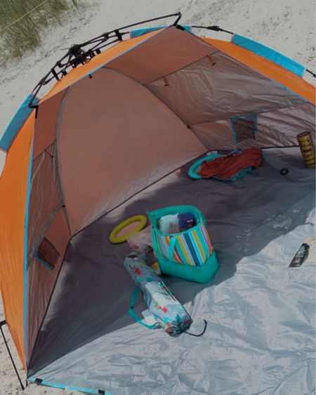 Perfect beach tent for singular trips with the kiddos. Plus with Amazon prime free shipping here in no time!!! #liketkit @liketoknow.it @liketoknow.it.family http://liketk.it/3gtkb #LTKfamily #LTKkids #LTKitbag Shop your screenshot of this pic with the LIKEtoKNOW.it shopping app #singleparent #easysetup #beachtents #beachshade