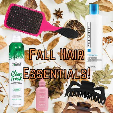 The things that NEED to be on hand for my hair (straight and treated blonde) in fall!   #LTKstyletip #LTKSeasonal #LTKbeauty