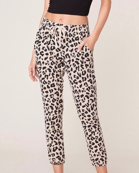 These leopard joggers are happening! @stevemadden is having a 40% off sale with code SPRING40 and it includes these joggers. Also found a camo jogger option from @oldnavy!!  http://liketk.it/2NzZD #liketkit @liketoknow.it #LTKsalealert #LTKspring #StayHomeWithLTK Shop my daily looks by following me on the LIKEtoKNOW.it shopping app