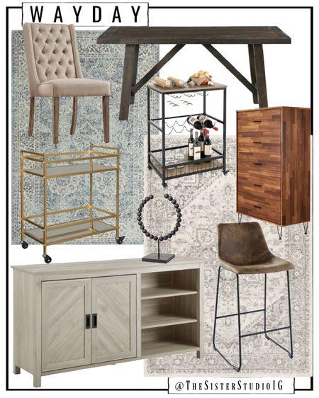 Way day home decor.  Furniture on sale.     http://liketk.it/3e4O7 #liketkit @liketoknow.it #LTKstyletip #LTKsalealert #LTKhome