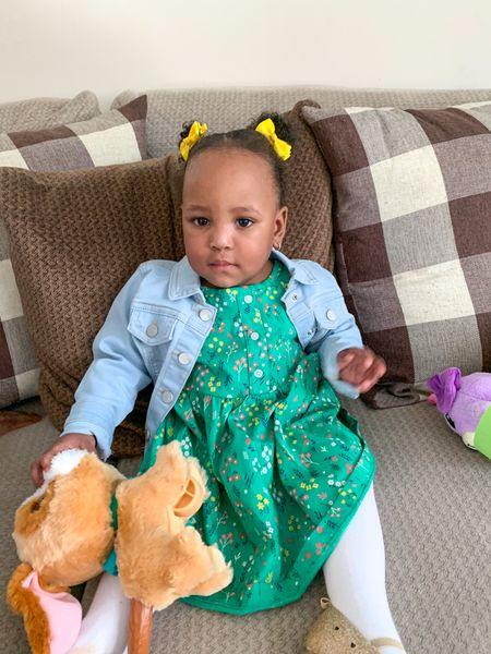 Baby girl is a spring mood!    #LTKkids #LTKbaby #LTKunder50