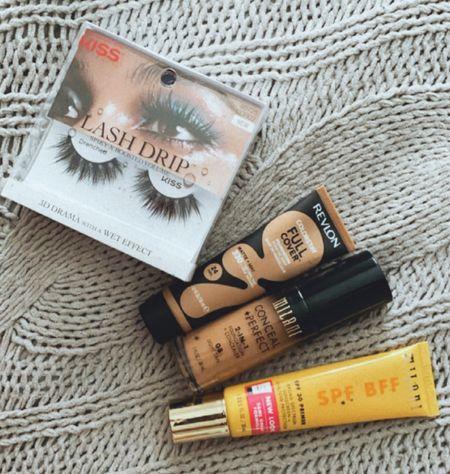 Drugstore makeup products - my recent purchases   #LTKtravel #LTKunder50 #LTKbeauty