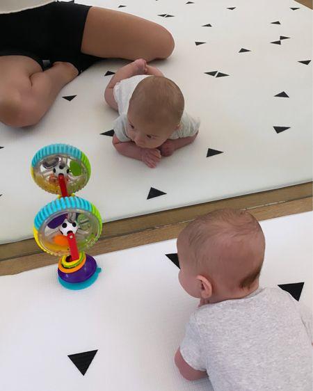 Jett's reversible play mat!  http://liketk.it/3h7mm @liketoknow.it #liketkit