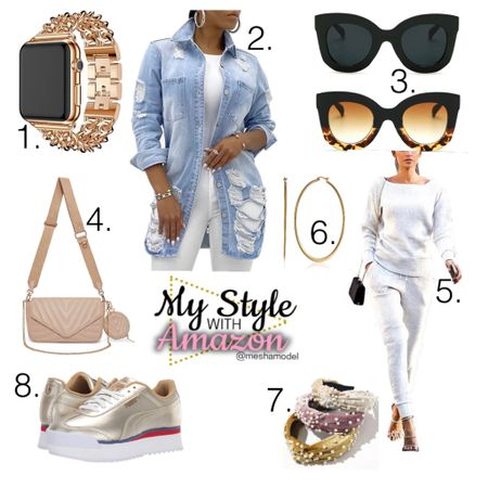 Shop my Amazon style!! http://liketk.it/37KQO #liketkit @liketoknow.it Shop your screenshot of this pic with the LIKEtoKNOW.it shopping app Download the LIKEtoKNOW.it shopping app to shop this pic via screenshot  Be sure to check out my blog for other great finds! www.MakeupMesha.com
