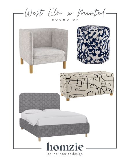NEW: West Elm x Minted Collection   #LTKhome
