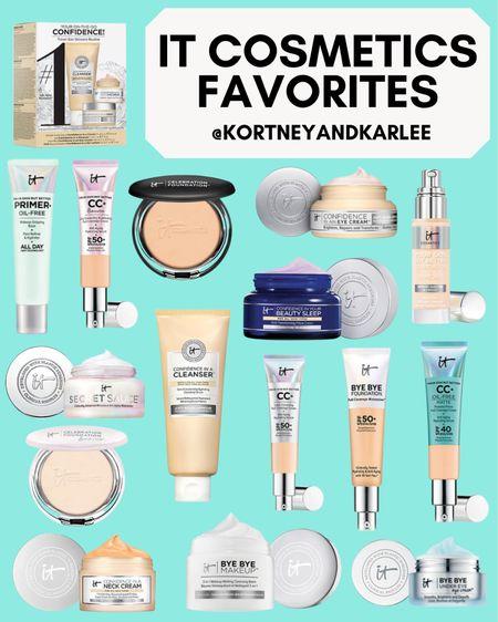 IT Cosmetics 30% off sale! Use the code: LIKEIT  It cosmetics sale | It cosmetics skincare | It cosmetics favorites | It cosmetics makeup | Kortney and Karlee | LTK Summer Sale | #kortneyandkarlee #LTKDay #LTKDay21 #LTKSummerSale #LTKunder50 #LTKunder100 #LTKsalealert #LTKhome #LTKstyletip #LTKSeasonal #LTKbeauty #LTKtravel @liketoknow.it #liketkit http://liketk.it/3hu7u