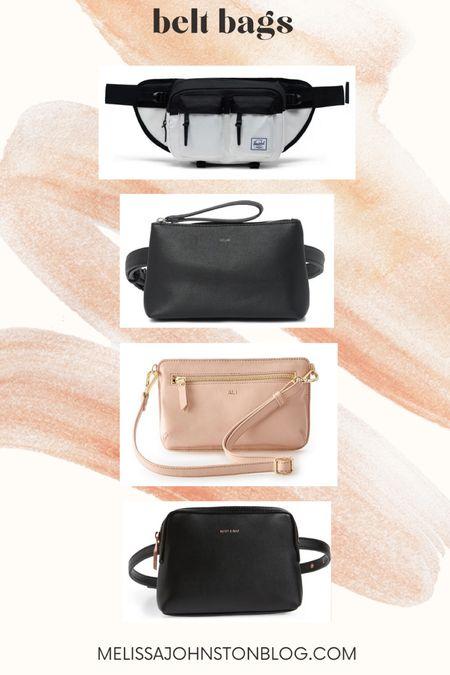 Belt bags from Nordstrom Rack and Mark and Graham  #LTKstyletip #LTKsalealert #LTKitbag