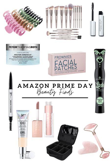 Amazon prime day! Beauty finds! Rounded up all of my favorite beauty deals happening right now http://liketk.it/3i9oN #liketkit @liketoknow.it #LTKbeauty #LTKunder50 #LTKsalealert