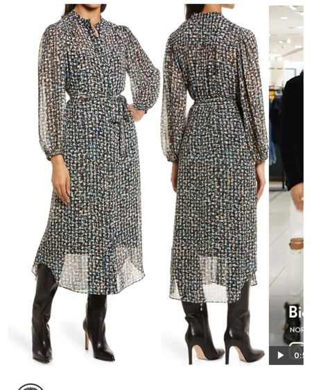 NORDSTROM anniversary Sale Fall Maxi Dress    http://liketk.it/3jtES #liketkit @liketoknow.it #LTKunder50 #LTKunder100 #LTKstyletip