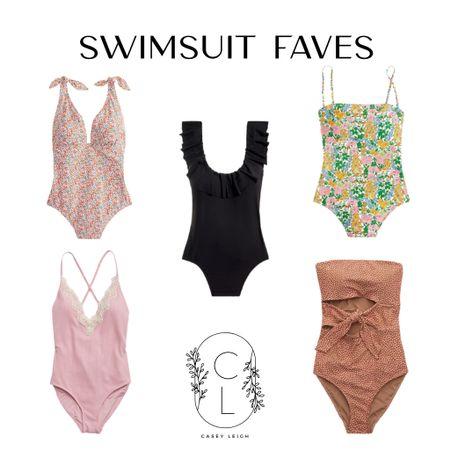 Swimsuit favorites for swim & the beach http://liketk.it/3fmjG #liketkit @liketoknow.it #LTKswim #LTKstyletip #LTKtravel