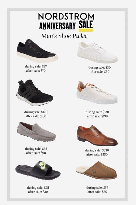 Nordstrom anniversary sale men's shoes!   #LTKmens #LTKshoecrush
