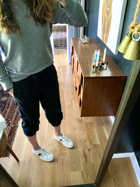Loving these new sneakers! A perfect white tennis shoe for spring.   #LTKSeasonal #LTKstyletip #LTKshoecrush