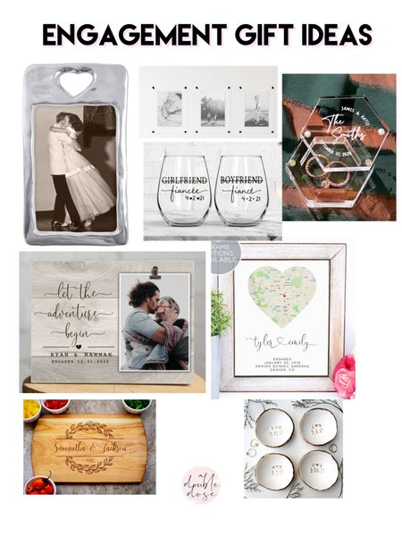 Engagement gift ideas   #LTKunder50 #LTKunder100 #LTKwedding