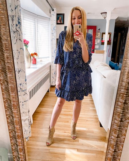 I can't take credit for this $20 dress that I bought on @amazon. My friend, @lizadams found it first and I am so happy she did because I wore it yesterday while in #NYC and it was fantastic. Perfect spring look! Grab it while it's still available. 🌟🌟 . . The price went up a few dollars since I first bought it. I think because everybody found out about it!! Up three dollars but I'm cheap. Do it today! Link below or swipe up in stories. If you follow me on @liketoknow.it , it's much easier to shop my looks. ❤️❤️ . .  http://liketk.it/2ATL0 #liketkit #LTKunder100 #LTKunder50 #LTKspring #LTKsalealert #LTKstyletip
