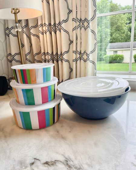 Love these lidded bowls for home use or on the go… helps cut down on dirty dishes since they have lids! http://liketk.it/3hlDr #liketkit #LTKtravel @liketoknow.it.home @liketoknow.it