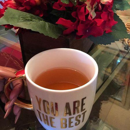 Starting the day with green tea for my cold...Good Morning! ?? Get mug via @liketoknow.it www.liketk.it/28otu #liketkit {link in bio} #stellajadorefashion