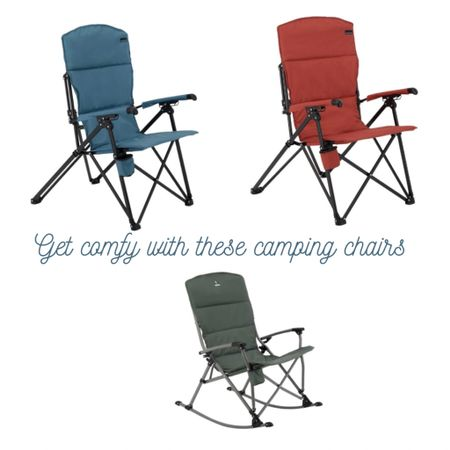 The best camping chairs around   #LTKhome #LTKunder100 #LTKtravel