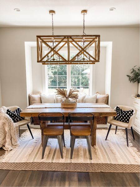 First day of Fall and we are here for it!🍂 Bring on all the cozy layers and moodier tones✨ Love this table for styling✨  #LTKfamily #LTKSeasonal #LTKhome