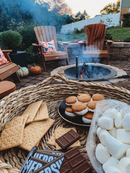 Yummy fall treats and gorgeous cozy fall decor? Sign me up!!!  #LTKunder50 #LTKSeasonal #LTKhome