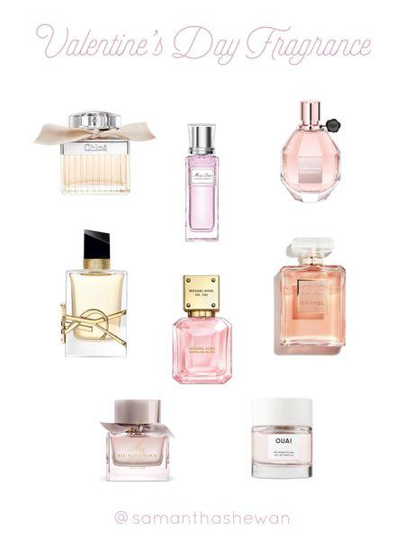 Valentine's Day Fragrance http://liketk.it/37Zzb #liketkit @liketoknow.it #LTKVDay #LTKSeasonal #LTKbeauty perfume, women's fragrance, Valentine's Day gift