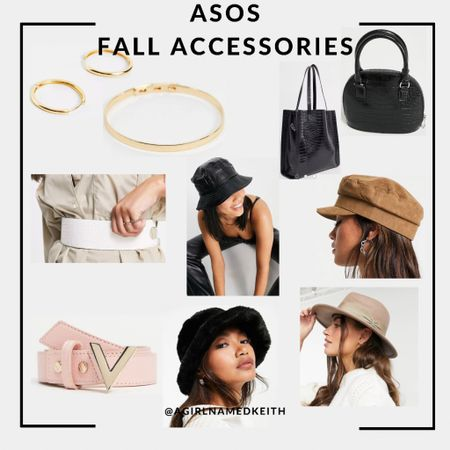 Shop ASOS for your fall accessories!   #LTKunder50 #LTKSeasonal #LTKstyletip
