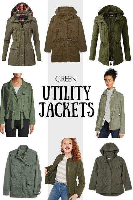 Check out these super cute utility jackets!! They are perfect for fall! 😍 http://liketk.it/2ZXV0 #liketkit @liketoknow.it #LTKstyletip #LTKunder100 #LTKbeauty