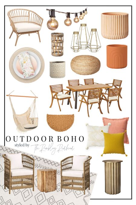 Are you in need of some boho outdoor things? 😍 Well look no further!! 🙌🏻 http://liketk.it/3iqGn #liketkit @liketoknow.it #LTKhome #LTKfamily #LTKstyletip