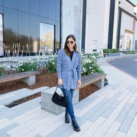 Fall outfits are my favorite 🙌 love this fall sweater under $100 for casual days 🍁🥰❤️  #LTKstyletip #LTKshoecrush #LTKunder100