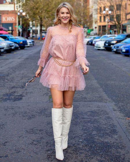 Pink dress, mini dress, NastyGal @liketoknow.it http://liketk.it/38f0d #liketkit #LTKwedding #LTKunder50 #LTKstyletip