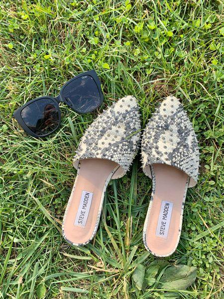 I love a fun statement shoe 🤩 These are currently on sale!    #LTKGiftGuide #LTKsalealert #LTKshoecrush