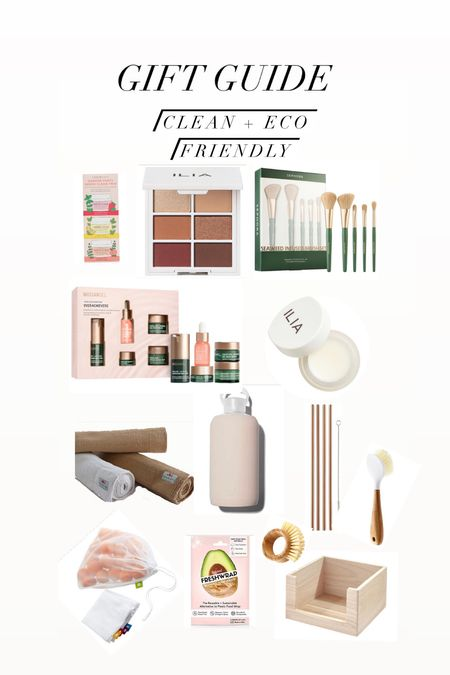 This is for the person who lives a clean product that's great for the environment too!  #LTKGiftGuide #LTKHoliday #LTKSeasonal