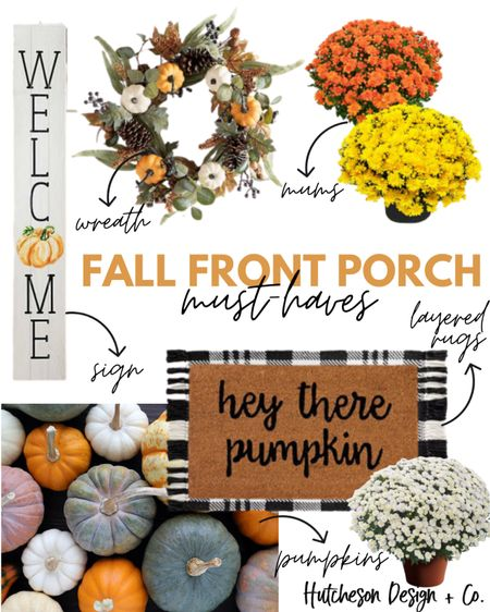 Fall front porch must-haves! With just a few simple items, your porch will definitely have those fall time feels 🍂 •  http://liketk.it/2XzDP #liketkit @liketoknow.it #LTKhome #LTKunder100 #LTKstyletip @liketoknow.it.home  •  You can instantly shop all of my looks by following me on the LIKEtoKNOW.it shopping app