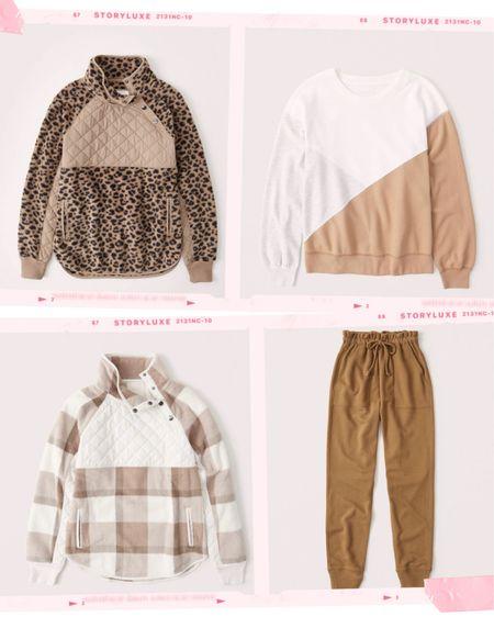 Abercrombie Sherpa sweaters for the fall 🍂 @liketoknow.it #liketkit http://liketk.it/2X17M #LTKsalealert #rStheCon