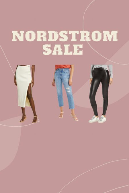 Nordstrom Sale! Levi's, Spanx, etc.   #LTKstyletip #LTKsalealert #LTKunder100