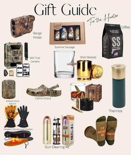 Gift Guide for Men: The Hunter  #LTKGiftGuide #LTKSeasonal #LTKHoliday