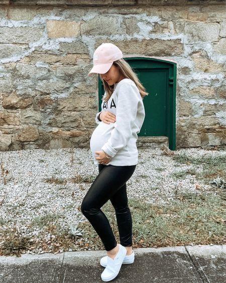Mama sweatshirt for pregnant mama   #LTKbaby #LTKbump