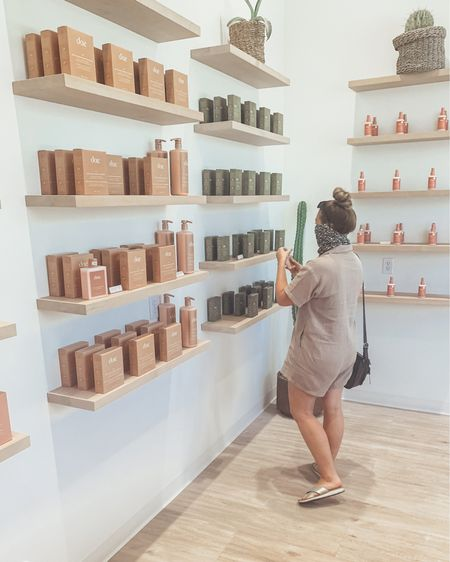 Visiting the Dae showroom in Mesa, AZ was so fun! I got the full kit, leave-in conditioner, and the cutest t-shirt! #LTKbeauty #LTKDay #LTKtravel #liketkit @liketoknow.it http://liketk.it/3gfwH
