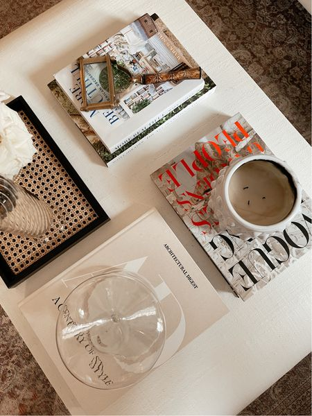 NEW coffee table books!       #LTKhome