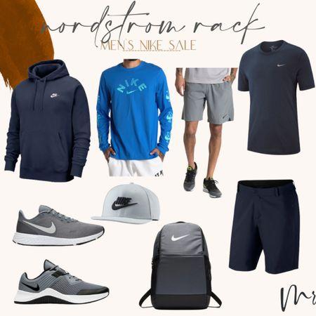 Men's Nike Deals #nike #mensclothes #nordstromrack #mensnike   #LTKsalealert #LTKfit #LTKunder50