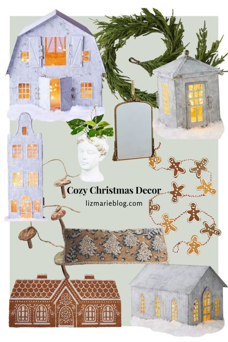I starting buying some Cozy Christmas Decor for this upcoming holiday season! Here is what I have bought so far!  #LTKhome #LTKHoliday #LTKSeasonal