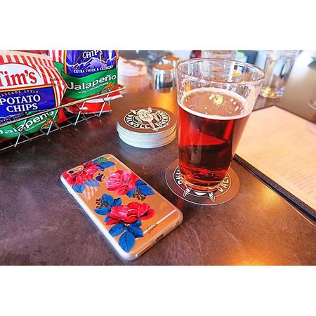 #DayTrip    The necessities of every day trip: greasy snacks ✔️ local #beer ✔️ phone to document everything you'll forget ✔️    Details on the phone case ?? @liketoknow.it www.liketk.it/2by3W #liketkit