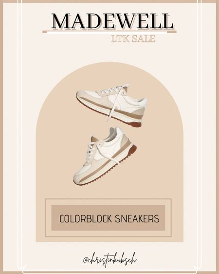Madewell pick for the ltk sale  Use code: LTK25 for $25 off $150+ I've been eyeing these sneakers for days now, but I haven't quite made a decision!    #LTKSale #LTKsalealert #LTKshoecrush