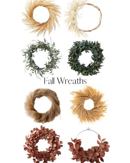 Fall wreath inspo!    http://liketk.it/3mSyV #liketkit @liketoknow.it