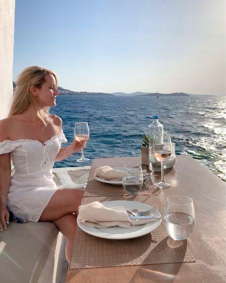 A classing little white dress - #1 item you need for summer!   http://liketk.it/3hNMI #liketkit @liketoknow.it @liketoknow.it.europe
