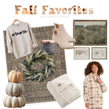 Did a round up of even more fall favorites!   #LTKhome #LTKunder50 #LTKfit