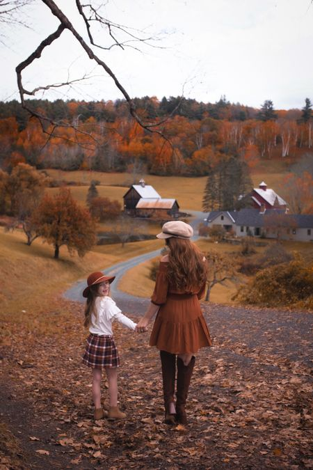 fall mommy and me outfits   #LTKunder50 #LTKfamily