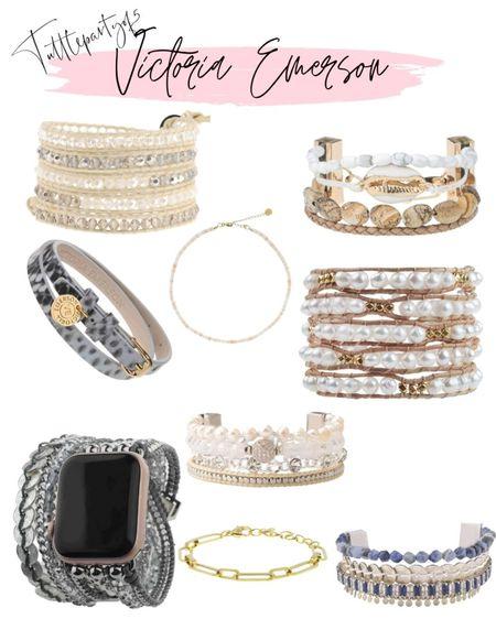 Victoria Emerson bracelets    http://liketk.it/3cnVX #liketkit @liketoknow.it #LTKSpringSale #LTKsalealert #LTKstyletip